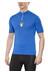 Santini Eroica Azzurri  Cykeltrøje korte ærmer Herrer blå